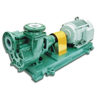 FZB Fluorine Plastic Self-priming Centrifugal Pump