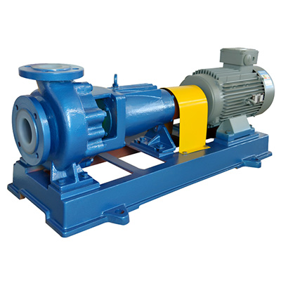 IHF Series Fluorine Plastic Chemical Pump