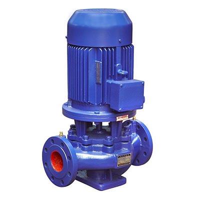 ISG Pipeline Centrifugal Pump