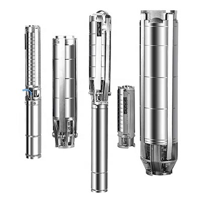 SJ Stainless Steel Submersible Pump