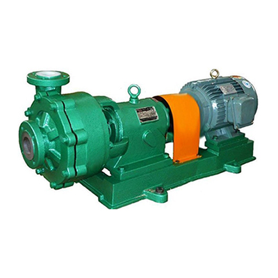 UHB-ZK corrosion-resistant and wear-resistant mortar pump