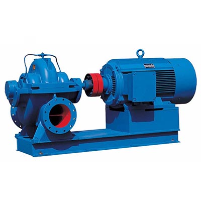 XS Single-Stage Double-Suction Split Casing Centrifugal Pump